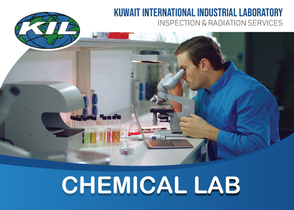 OUR SERVICES – Kuwait International Industrial Laboratory